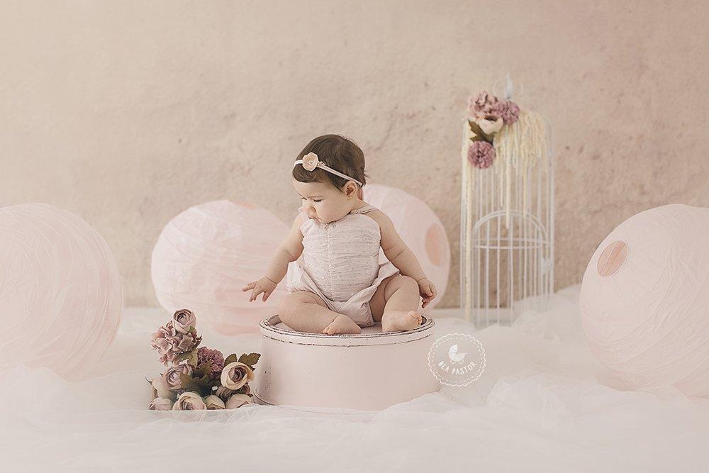 Sofía y su sesión de fotos infantil - Bea Pastor