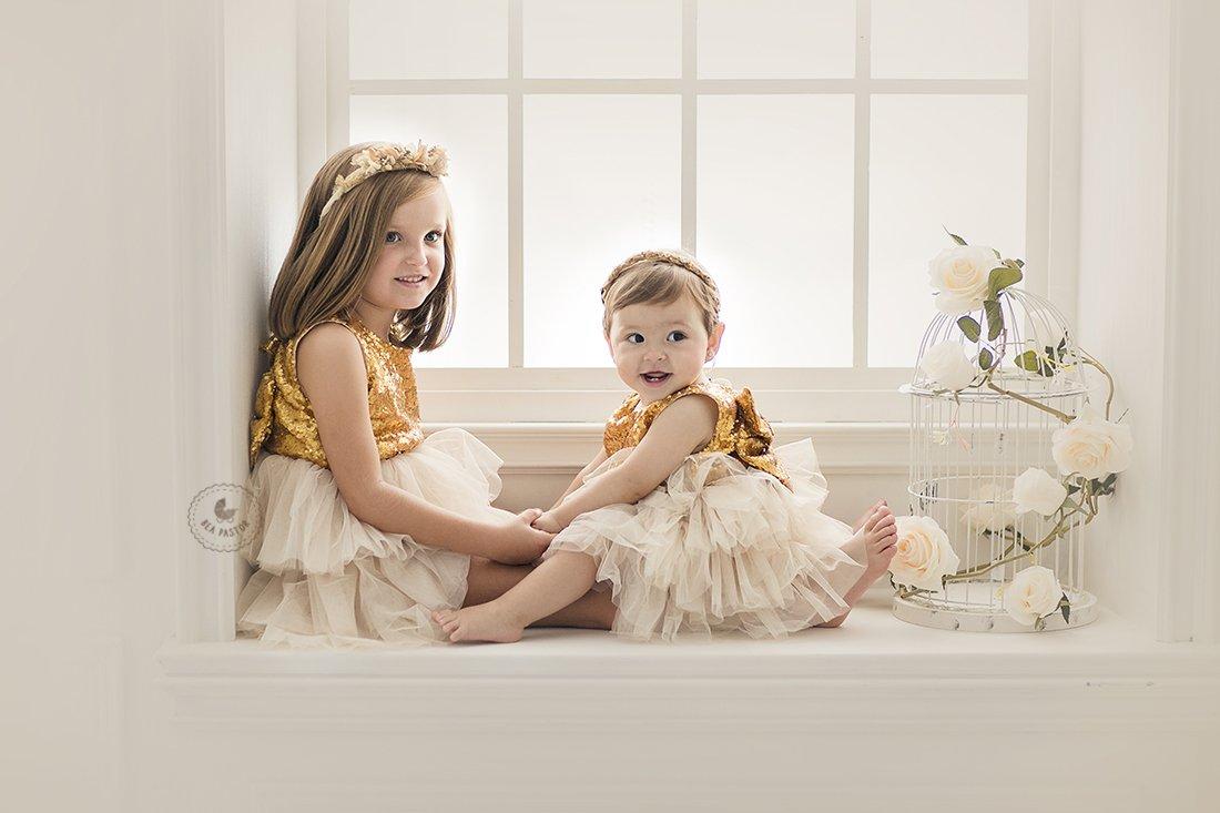 fotos infantiles en estudio